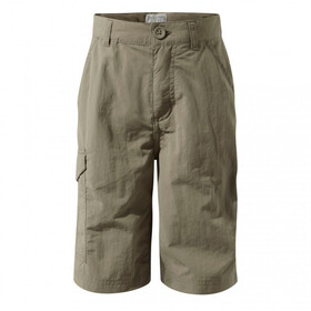 Craghoppers NosiLife Cargo Shorts Kids Pebble